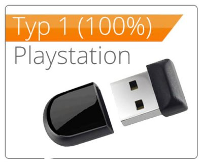 Type 1 for PlayStation 4 (old, slim, pro) - Destiny, Call of Duty, Fortnite, Battlefield, The Division etc.